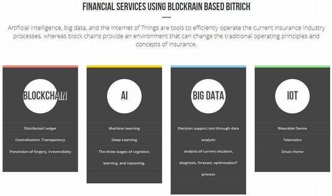 ICOのビットリッチ(BitRich)プロジェクト