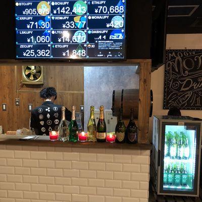 仮想通貨カフェバーcoins(コインズ)のスタッフ【大阪市浪速区日本橋】