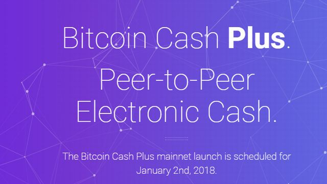 ビットコインキャッシュプラス(Bitcoin Cash Plus)