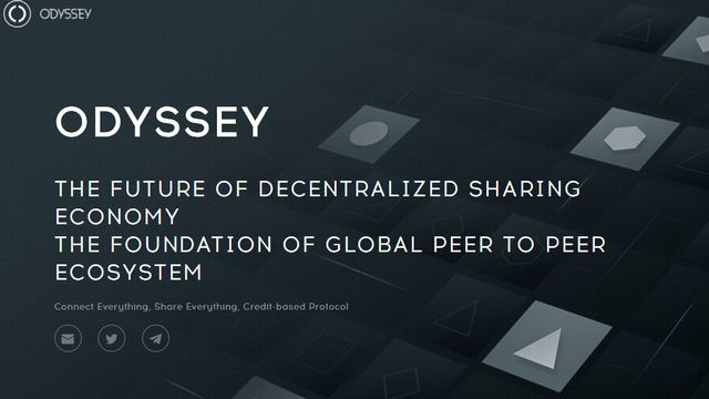 仮想通貨オデッセイ(ODYSSEY)が上場!OCNの将来性は?